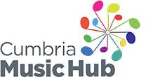 Cumbria Music Service logo