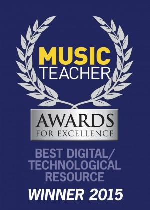 WINNER 2015-Best Digital Technological Resource