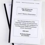 masters-dissertation