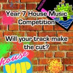 Year 7 House Music Poster