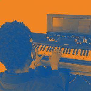 Keyboard dude