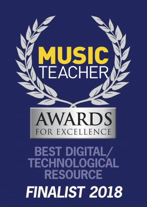 Music Teacher Awards Finalist