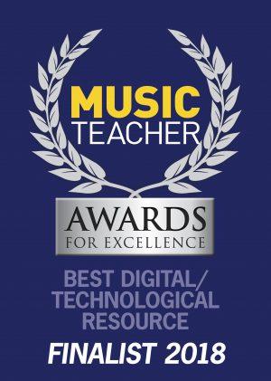Music Teacher Awards Finalist