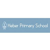 Heber Primary School logo