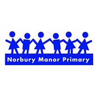 Norbury Manor Primary School logo