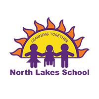 North Lakes School logo
