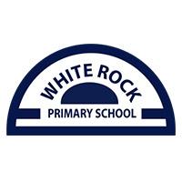 White Rock Primary School logo