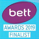 Bett awards 2019 finalist logo