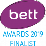 Bett Awards 2019 finalist logo