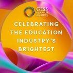 Gess Education Awards poster