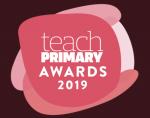 Teach Primary Awards 2019 logo
