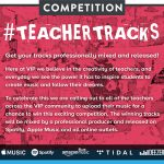 Teacher Tracks Competition