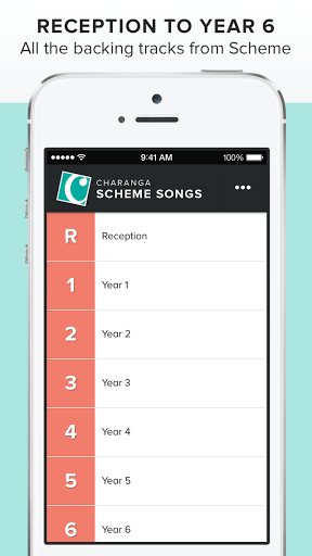 Screenshot of Scheme Songs