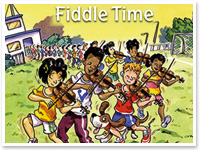 Instrumental & Vocal Fiddle Time