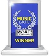 Music Teacher award