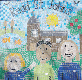 Read St John's mosaic