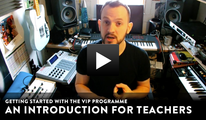 VIP introduction for teachers